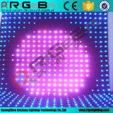 LED 영상 커튼 전시 화면 효력 단계 빛