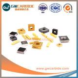CNCの炭化物のIndexable回転挿入