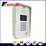 IP van Koontech de VideoTelefoon van de Deur met RFID Industriële Telefoons knzd-51