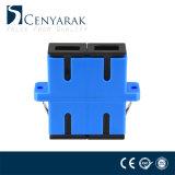 Sc aan Sc de DuplexKoppeling van de Adapter van de Vezel Optische met GLB