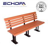 ベンチのための最上質の安い価格の鋳造アルミの足そしてリサイクルされたプラスチック木のスラット