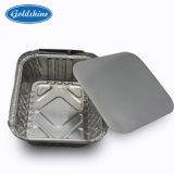 Контейнер из алюминиевой фольги для упаковки