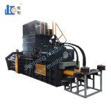 Voll automatische horizontale Ballenpresse Hba80-110110 für Carboard