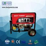 Wechselstrom-elektrischer einphasig-beweglicher Benzin-Drehstromgenerator