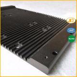 Pezzi meccanici di giro di macinazione di CNC di precisione del metallo di alluminio dell'acciaio inossidabile