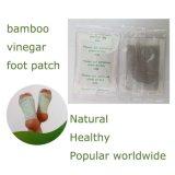 Zona di bambù del piede dell'all'aceto per cura sana