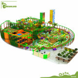 Campo de jogos interno perfeito da aventura de Budiness do campo de jogos com associação da esfera