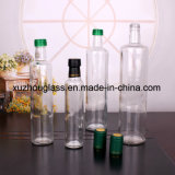 Knell Oil Bottles with Capes Plastic