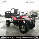 Hummer ATV 250cc con el acoplado