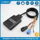 Автомобиль чейнджер Digital Media (USB + AUX) Автомобильный CD плеер MP3-эмулятора интерфейса адаптера