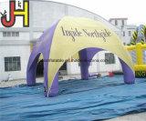 PVC 방수포 고품질 관례를 위한 팽창식 거미 천막