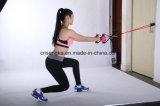 El tubo de Fitness con Hook Kit equipos de gimnasia de la fábrica de látex