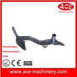 기계설비를 각인하는 SGS 중국 공장