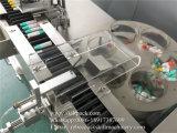 Los aplicadores de etiquetas autoadhesivas Máquina para médicos de los tubos de plástico PE
