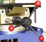 Tagliatrice d'acciaio a basso rumore del tubo di Yj-315s in Cina