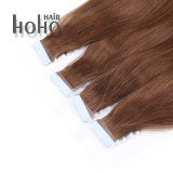 PRO 20 pouces droites Brown Ruban Invisible en cheveux humains