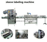 Manchon de bouteille automatique Labeler rétrécir l'étiquetage de la machinerie