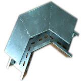 Поднос кабеля горячего DIP гальванизированный Perforated с сертификатами