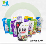 グラビア印刷の印刷の食糧袋を包む特別なジッパーオプション