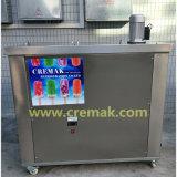 Precio más bajo Commerial 4 Molde helado máquina