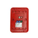 Receptor acústico endereçável do estroboscópio do estroboscópio do chifre do alarme de incêndio