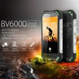 "Blackview BV6000 Smartphone 4G Lte IP68 imperméable à l'eau 4.7 "" Phhone sec"
