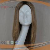 Vierge brésilien Remy Hair Silk Haut de la décolleteuse (PPG-L-01427)