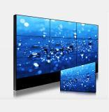 55 '' 3.9mm Anzeigetafel an der Wand befestigte LCD-videowand ultra dünner LCD verbinden, Bildschirmanzeige bekanntmachend