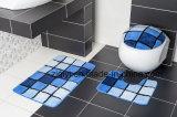 Antibeleg-weiches Bad-gesetzte Raum-Matten-Teppich-Wolldecke