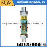 Type en plastique mètre vertical d'écoulement d'eau