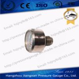 calibrador de presión de diafragma del diámetro de 23m m para el extintor