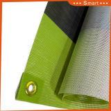 Bandiera promozionale dei fornitori della via delle bandierine della maglia
