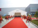 Gemakkelijke het Frame van het aluminium installeert Witte Handel toont de Tent van de Partij voor Huwelijk