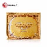 Les masques faciaux collagène or 24K de blanchiment des masques du visage hydratant