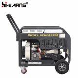 Type de châssis ouvert Air-Cooled vérin unique générateur diesel (DG11000E)