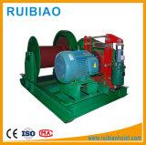 Extracteur de câble de tirage de câble de puissance du treuil treuil électrique 380V