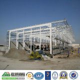 O armazém móvel da construção de aço pré-fabrica o edifício de frame de aço