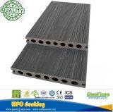 Du grain du bois de la nature Co-Extrusion couleur bois profil composite en plastique