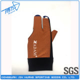 Дешевые перчатки бассеина и Snooker перчаток биллиарда перчаток биллиардов перчаток бассеина 3finger