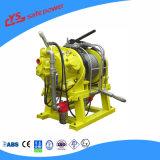 Argano marino del motore del pistone dell'argano della costruzione dell'argano dell'aria Jqhsb50*12