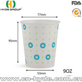 Desechables de pared simple Refresco vaso de papel