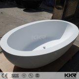 이탈리아 디자인 목욕탕 적시는 통 수지 돌 욕조 공급자