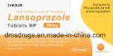 La médecine Lansoprazole de Westren marque sur tablette 20mg Westren Pharma pour l'être humain