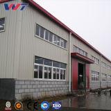 SGS утвердил Сборные стальные конструкции склад и рабочего совещания