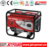 Luftgekühltes bewegliches elektrisches Generator-Benzin des Benzin-Generator-Set-5000W 5kw