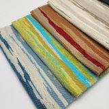 Hilado teñido de poliéster textil hogar almohada sofás tapizados