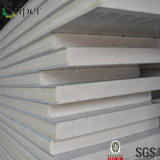 El panel de pared de metal/aislamiento térmico de poliuretano /paneles sándwich PU
