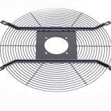 Ventilateur en acier inoxydable ronde industrielle Grill couvre les gardes