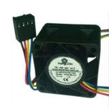 На большой скорости электровентилятора системы охлаждения двигателя постоянного тока с большой поток воздуха
