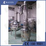 Vacío de acero inoxidable de grado alimenticio concentrado de leche de la máquina de evaporación